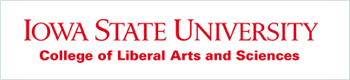 Iowa State University College of Liberal Arts and Sciences Logo